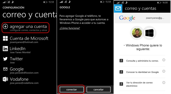 Baixar Gmail para Windows Phone gratis